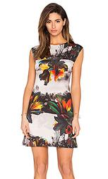 Платье в цветочек canoe - OSKLEN