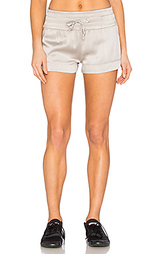 Шелковые шорты для лаунджа - BLANC NOIR