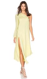Платье в восточном стиле с открытым плечом - Mason by Michelle Mason