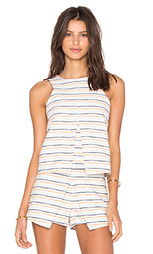 Топ sleeveless stripe - J.O.A.