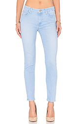 Узкие джинсы the ankle skinny - 7 For All Mankind