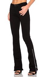 Расклёшенные джинсы на молнии margaux - RtA
