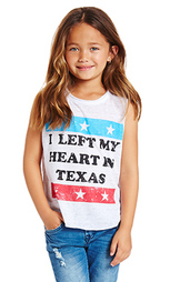 Майка left my heart in texas - Chaser