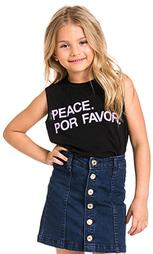 Майка peace por favor - Chaser
