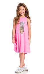 Платье rainbow pineapple - Wildfox Couture