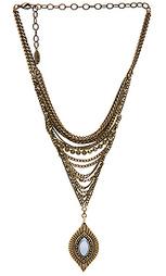 Ожерелье со свисающей цепочкой - Ettika