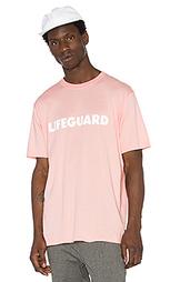 Футболка с рисунком lifeguard homie - Barney Cools