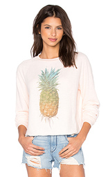 Футболка rainbow pineapple - Wildfox Couture