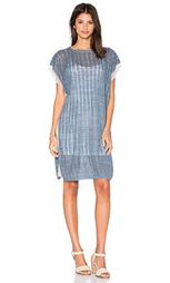 Миди платье с рукавами-доломан - SOH