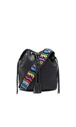 Маленькая классическая сумка бакет quixote - STELA 9