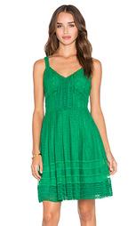 Кружевное платье calissa - Greylin