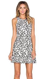 Платье с цветочными кружевами bruna - Greylin