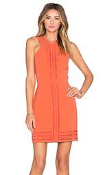 Платье с точными вырезами millany - Greylin