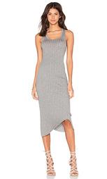 Платье в тройной рубчик - rag & bone/JEAN