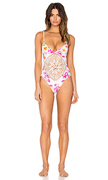 Слитный купальник poppy - Frankie's Bikinis