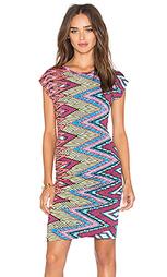 Платье-майка cyan - MISA Los Angeles