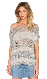 Пуловер с коротким рукавом - Inhabit