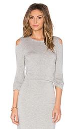 Пуловер с открытым плечом - Beautiful People