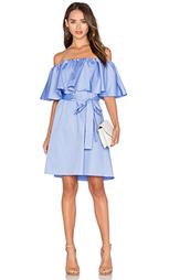 Мини-платье с открытыми плечами - NICHOLAS