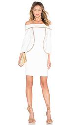 Платье со спущенными плечами chain reaction - Lumier