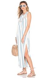 Макси платье cosette - d.RA