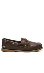 Туфли на плоской подошве со шнуровкой a/o 2 eye - Sperry Top-Sider