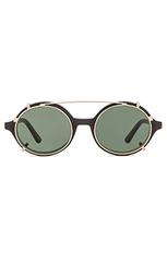 Солнцезащитные очки doc clip-on - Han Kjobenhavn