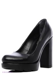 Черные Туфли Benta