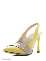 Желтые Туфли Sinta Gamma