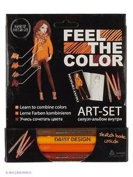Альбомы для рисования Daisy Design