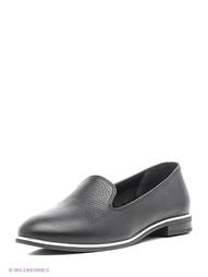 Черные Туфли Roccol