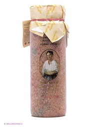 Соль для ванны Рецепты бабушки Агафьи