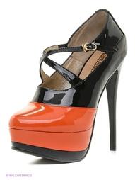 Оранжевые Туфли BASCONI