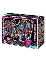 Настольные игры Monster High