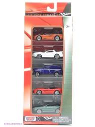 Машинки Motormax