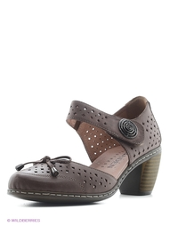 Коричневые Туфли Baden