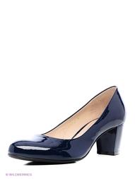 Синие Туфли Moda Donna