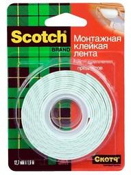 Клейкие ленты Scotch