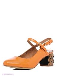 Оранжевые Туфли Lisette