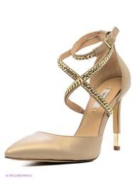 Золотистые Туфли GUESS