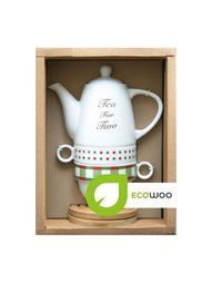 Наборы посуды Ecowoo