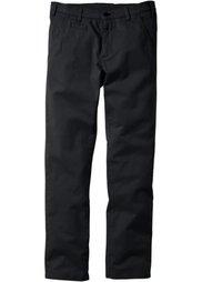 Брюки-стретч Slim Fit, низкий + высокий рост (U + S) (бордовый) Bonprix