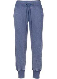Мода больших размеров: трикотажные брюки (нейтрально-серый «потертый») Bonprix