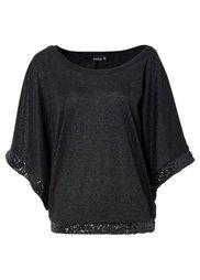 Пуловер (серебристый) Bonprix