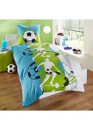 Постельное белье Футбол, линон (различные расцветки) Bonprix