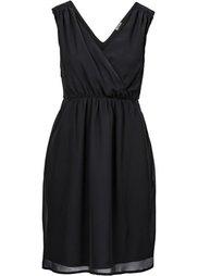 Шифоновое платье (сиреневый) Bonprix