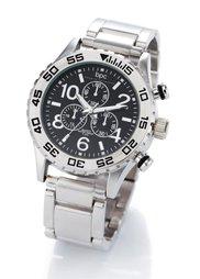 Мужские часы (серебристый) Bonprix