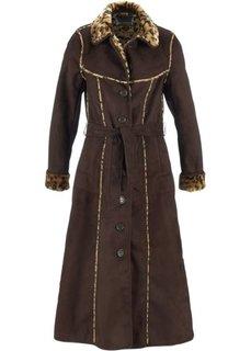Пальто ПРЕМИУМ (черный) Bonprix