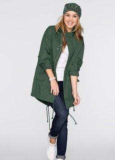 Куртка (темно-зеленый) Bonprix