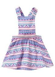 Платье-комбинезон, Размеры  80/86-128/134 (ярко-розовый фламинго) Bonprix
